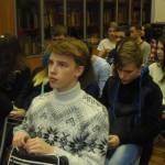 Внимательный слушатель Дурнев Максим