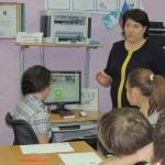 Заведующая библиотекой  Ольга Никуличева о новом сайте ЦБС
