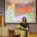 «Лучший молодой читатель года»- Дарья Григорьян