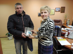 Мухтаров Ленар - викторина март -2