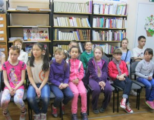 Гости «Тридевятого царства, пушкинского государства»