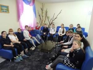 Гости мероприятия - 4Б класс СШ№5