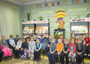Воспитанники МБДОУ детский сад №7